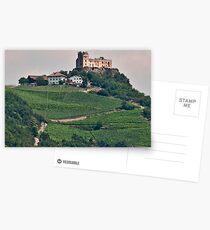 Schloss (Castle) Rafenstein ruins, Bolzano/Bozen, Italy Postcards