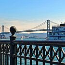 San Francisco Bay Bridge von Michael Mees