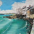 St. Ives Cornwall  by David Phillips