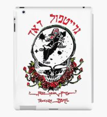 The Original Dead From Israel iPad Case/Skin