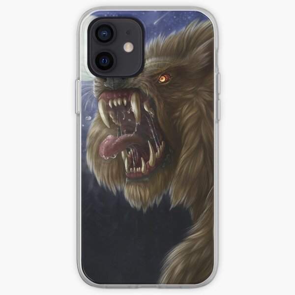 portrait of a turning point iPhone Soft Case