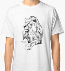 Wildlife Lion Classic T-Shirt