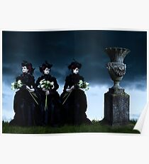 Mourning Poster
