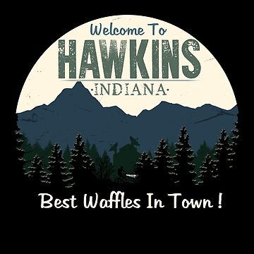 Welcome To Hawkins by mannart