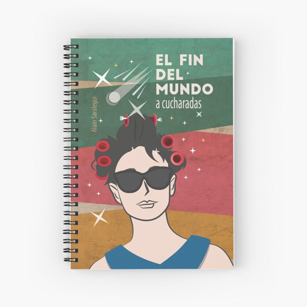 El fin del mundo a cucharadas (vintage) Cuaderno de espiral
