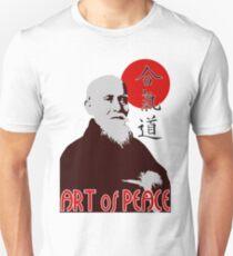 Aikido - Art of Peace Unisex T-Shirt