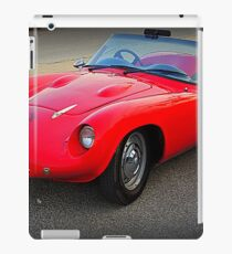 A little Red Wagon iPad Case/Skin