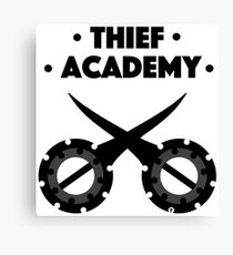 <FINAL FANTASY> Rikku's Thief Academy Canvas Print