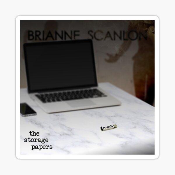 Brianne Scanlon Sticker
