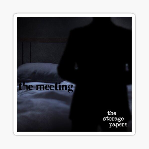The Meeting Sticker
