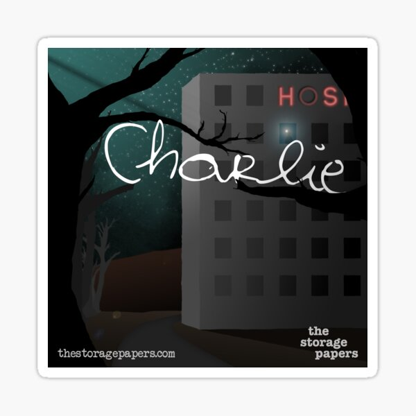Charlie Sticker