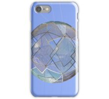Angles within a sphere. iPhone Case/Skin