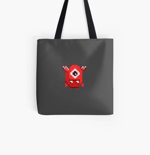 Alien All Over Print Tote Bag