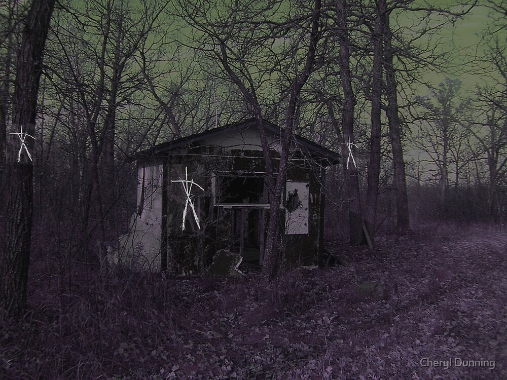 blair witch.... by Cheryl Dunning