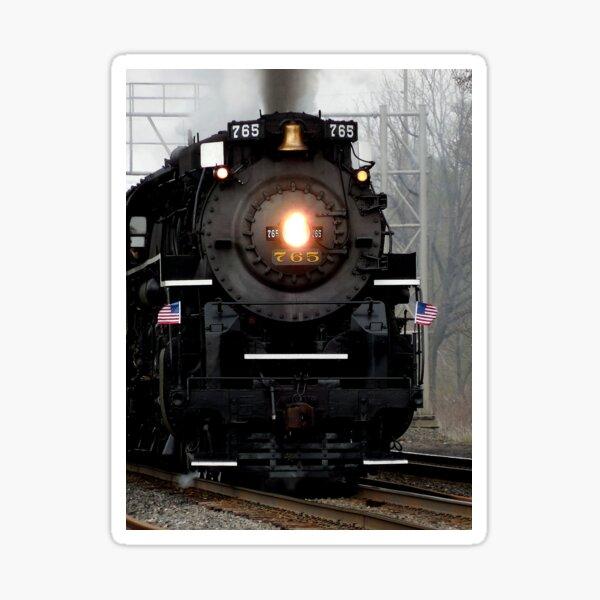 NickelPlate 765 Sticker