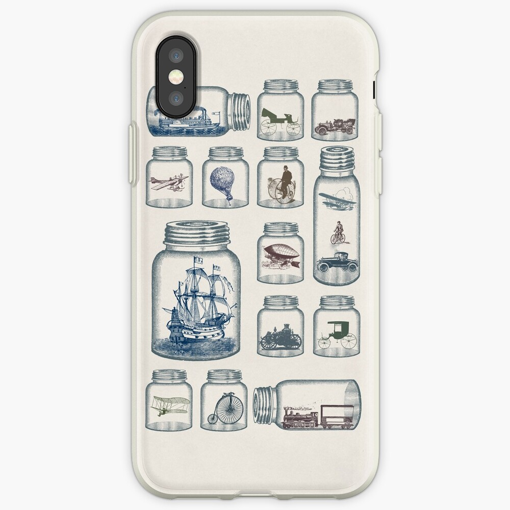 Vintage Preservation iPhone Case & Cover