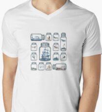 Vintage Preservation Men's V-Neck T-Shirt