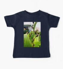 Green Anole Lizard Baby Tee