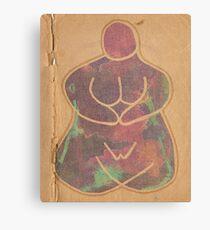 Storyteller Goddes Canvas Print