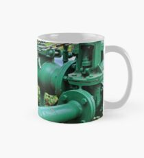 Green Gears in San Francisco I Mug