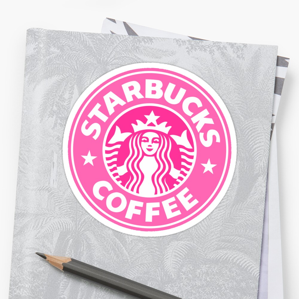 Pink Starbucks by lindsaylee01