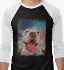 Pitbull Men's Baseball ¾ T-Shirt