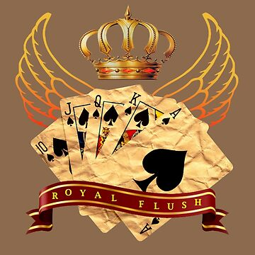Royal Flush by Spardia
