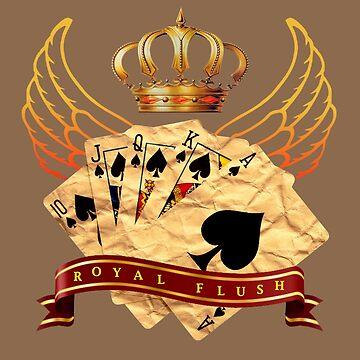 Royal Flush by Spardia
