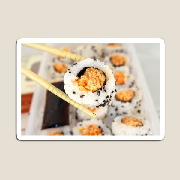 Let Me See That Sushi Roll! Magnet