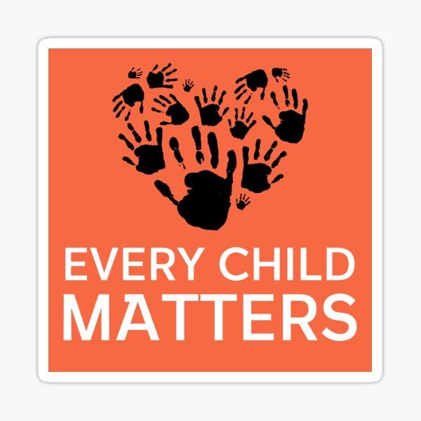 Every Child Matters Sticker