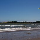 Kite Surfer by Jon Lees