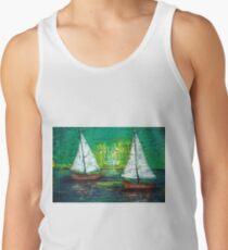 Sail Away With Me Tank Top