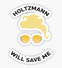 Ghostbusters: Knight in Shining Goggles (Black Text) Sticker