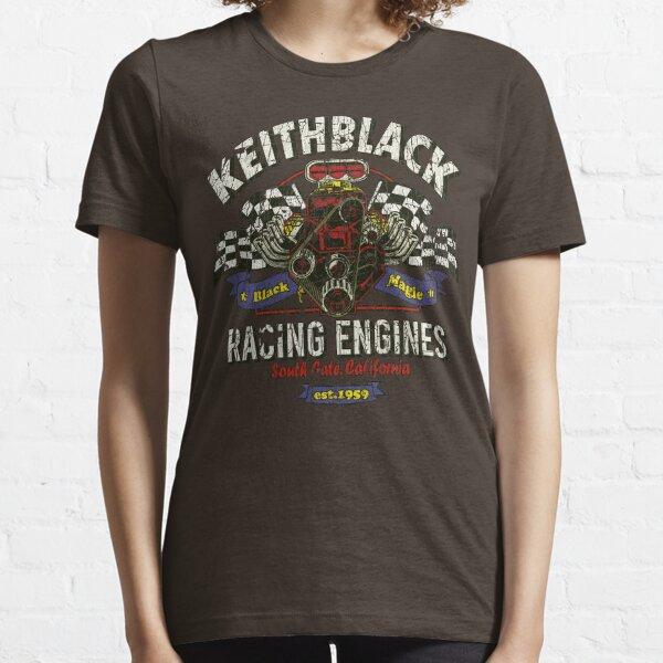 KEITH BLACK RACING ENGINES 1959 VINTAGE Essential T-Shirt