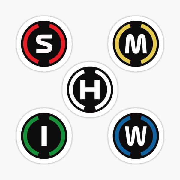 Ensemble de pneus de saison 2021 Sticker