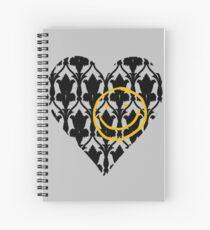 I love Sherlock Spiral Notebook