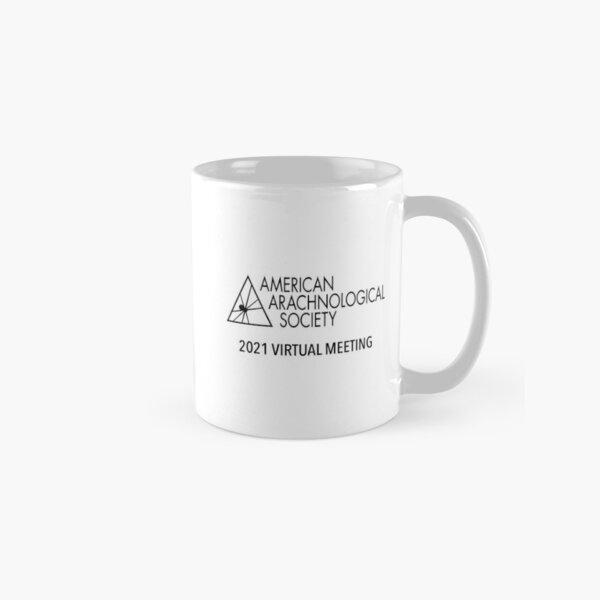 AAS 2021 logo mug - reversed Classic Mug