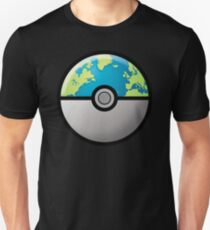 Earth ball T-Shirt