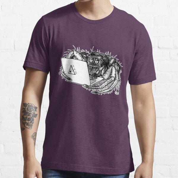 AAS 2021 logo - dark backgrounds Essential T-Shirt