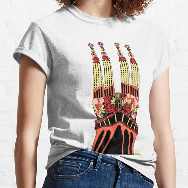 Sagrada Familia Camiseta clásica