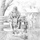 """Granny's"" by Sergei Rukavishnikov by Alenka Co"