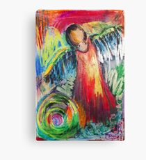 I Could Fly Canvas Print