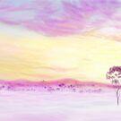 Brisbane Valley Sunrise by Cary McAulay