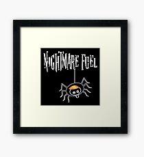 Anti Trump Shirt Spider Nightmare Fuel Framed Print