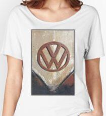 Rusty logo Women's Relaxed Fit T-Shirt