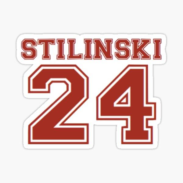Teen Wolf - Maillot Stilinski Sticker