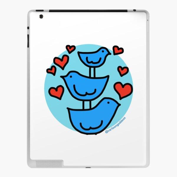 Love Birds iPad Skin