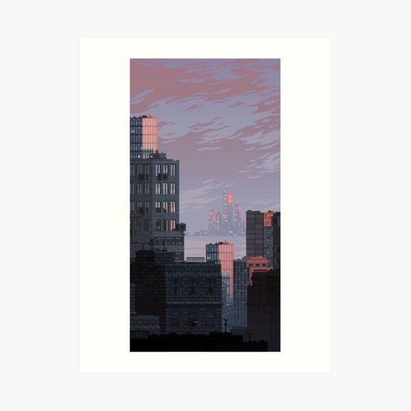 60K Art Print