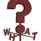 Gravity Falls Weathervane - Pattern by pondlifeforme