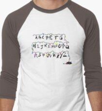 Stranger Things - RUN Men's Baseball ¾ T-Shirt
